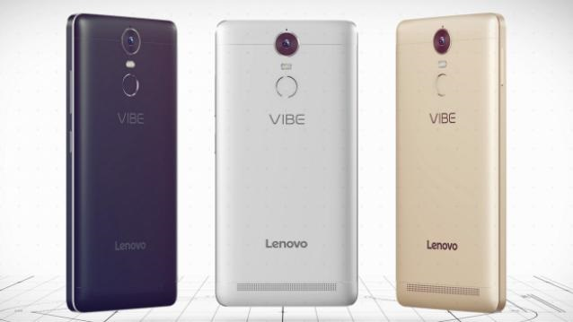 Смартфон vibe-k5-note