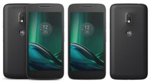 смартфон Moto G4