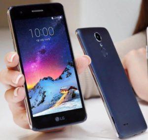 Смартфон LG-X300-1