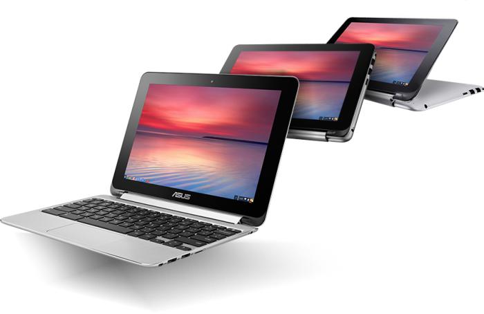 Новые ноутбуки Chromebook