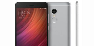 Смартфон Redmi Note 4