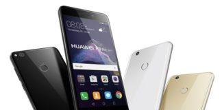цвета Huawei P8 Lite 2017