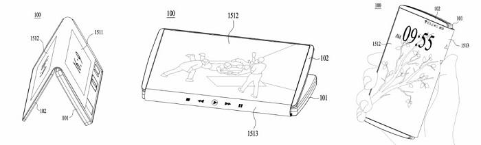 патенты гаджетов LG