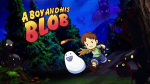 Игра A Boy and His Blob