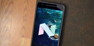 ОС Android 7.1.2 Нуга