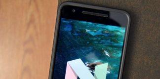 Операционная система Android 7.1.2 Nougat