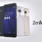 Смартфоны серии Asus Zenfone 3