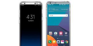 Смартфоны Galaxy-S8 и LG G6