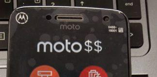 Фото смартфона Moto-G5-Plus