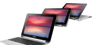 Обновленные Chromebook