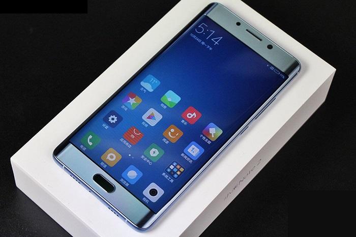 Флагман XiaomiMiNote2