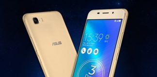 Смартфон ZenFone 3s Max
