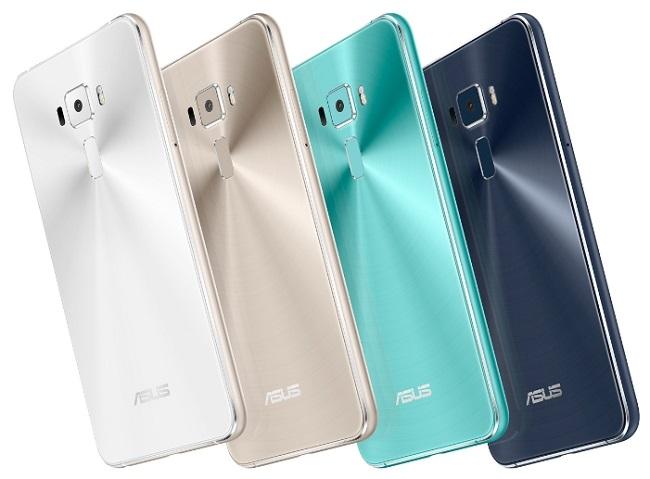 Смартфоны серии Zenfone 3