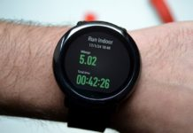 Умные часы amazfit pace