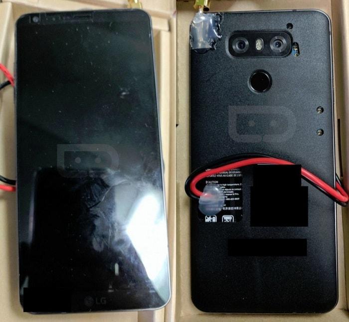 снимок LG G6