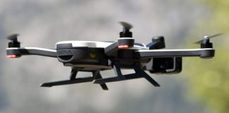Летающая техника Dron