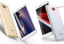 Смартфон Asu Zenfone 3 Laser ZC551KL