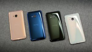 Флагман HTC U Ultra