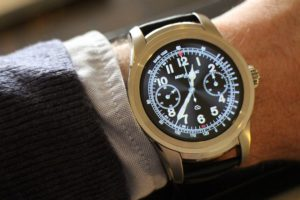 Умные часы Montblanc Summit