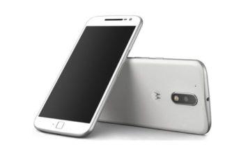 Смартфон Moto G5