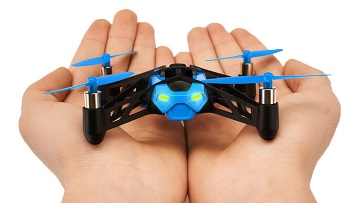 Дрон Parrot MiniDrone rolling spider