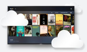 Сервис Plex Cloud