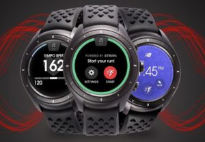Часы RunIQ New Balance