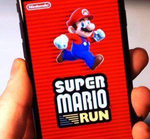 Игра Super Mario Run