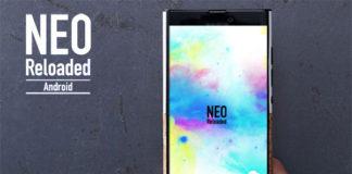 Смартфон Trinity NuAns Neo Reloaded