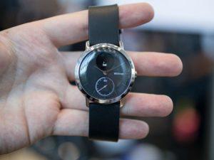 Умные часы Withings Steel HR