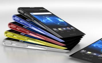 Смартфон Xperia X Concept