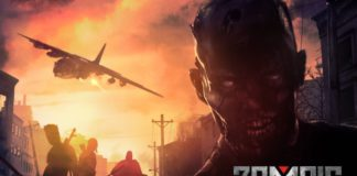 Игра Zombie Gunship Survival