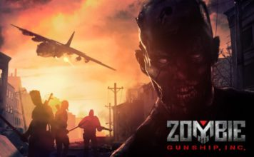 Игра Zombie Gunship Survival
