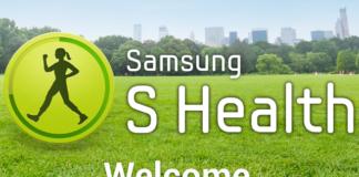 приложение S Health