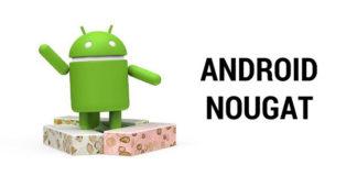 Логотип Android 7 Nougat