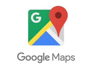 Логотип Google Maps
