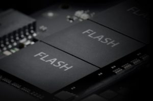 Flash память Toshiba