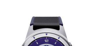 Умные часы ZTE Quartz